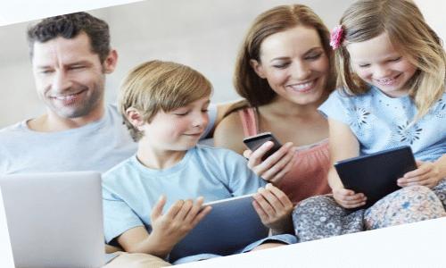 Антивирус класс премиум Norton - Интернет защита для дома и семьи